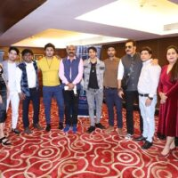 2021 Film Dhananjay will go on floor soon  director Akhil Parashar made the announcement in Hotel Sahara Star